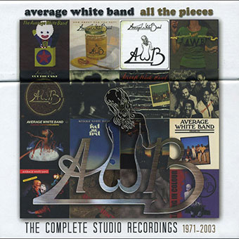 All The Pieces: The Complete Studio Recordings 1971-2003 Box set