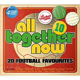 All Together Now – 20 Football Favourites