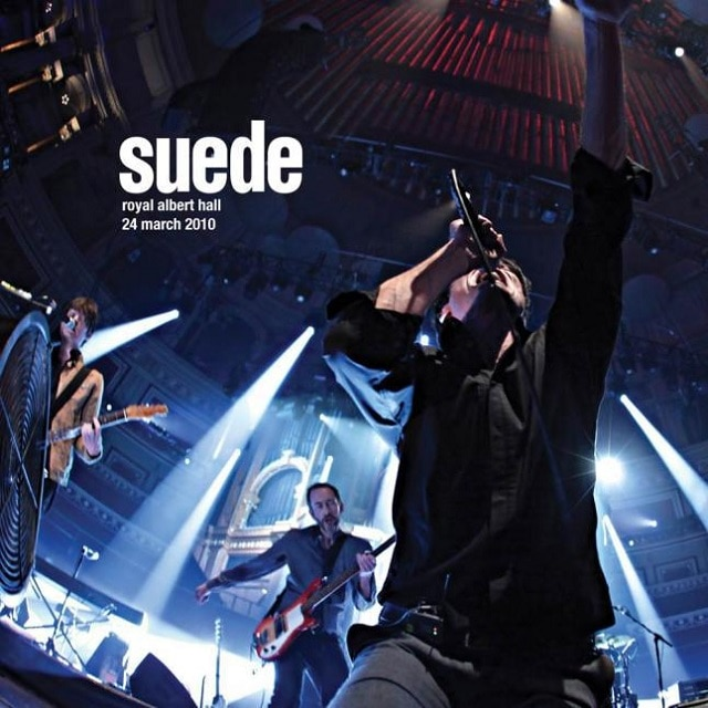Suede: Royal Albert Hall – 24th March 2010 (180g Clear Vinyl)