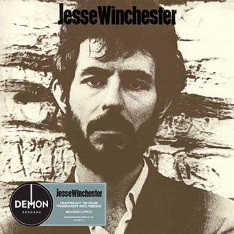 Jesse Winchester (Vinyl)