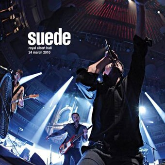 Suede: Live at the Royal Albert Hall (Vinyl)