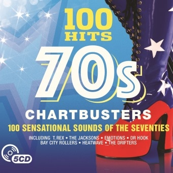 100 Hits – 70s Chartbusters