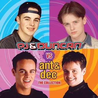 PJ & Duncan Vs Ant & Dec: The Collection