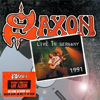 Saxon: Live In Germany 1991