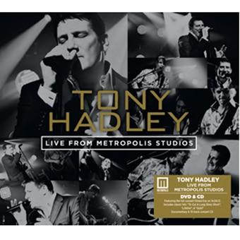 Tony Hadley: Live From Metropolis Studios