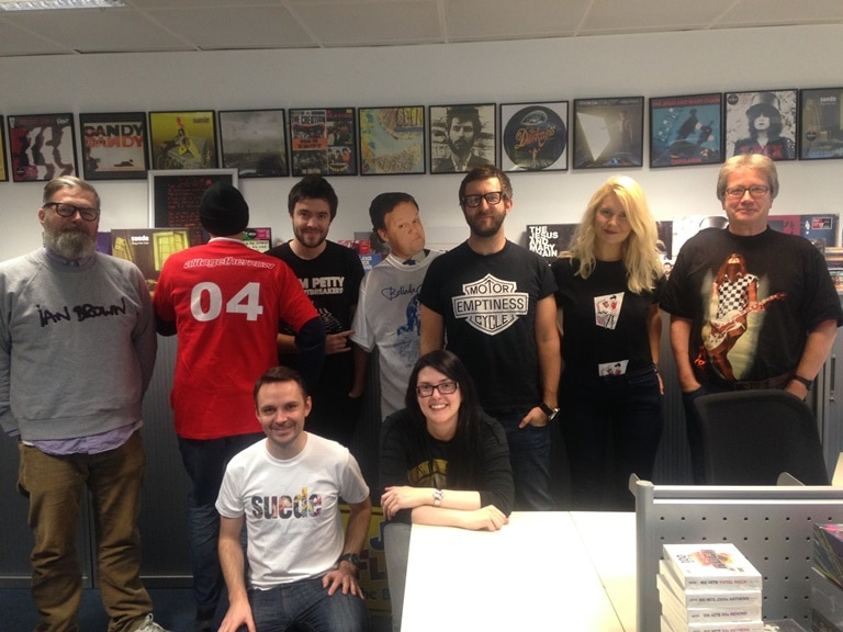 #6MusicTShirtDay