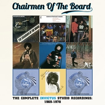 Chairmen Of The Board Everybody's Got A Song To Sing - Working On A Building Of Love