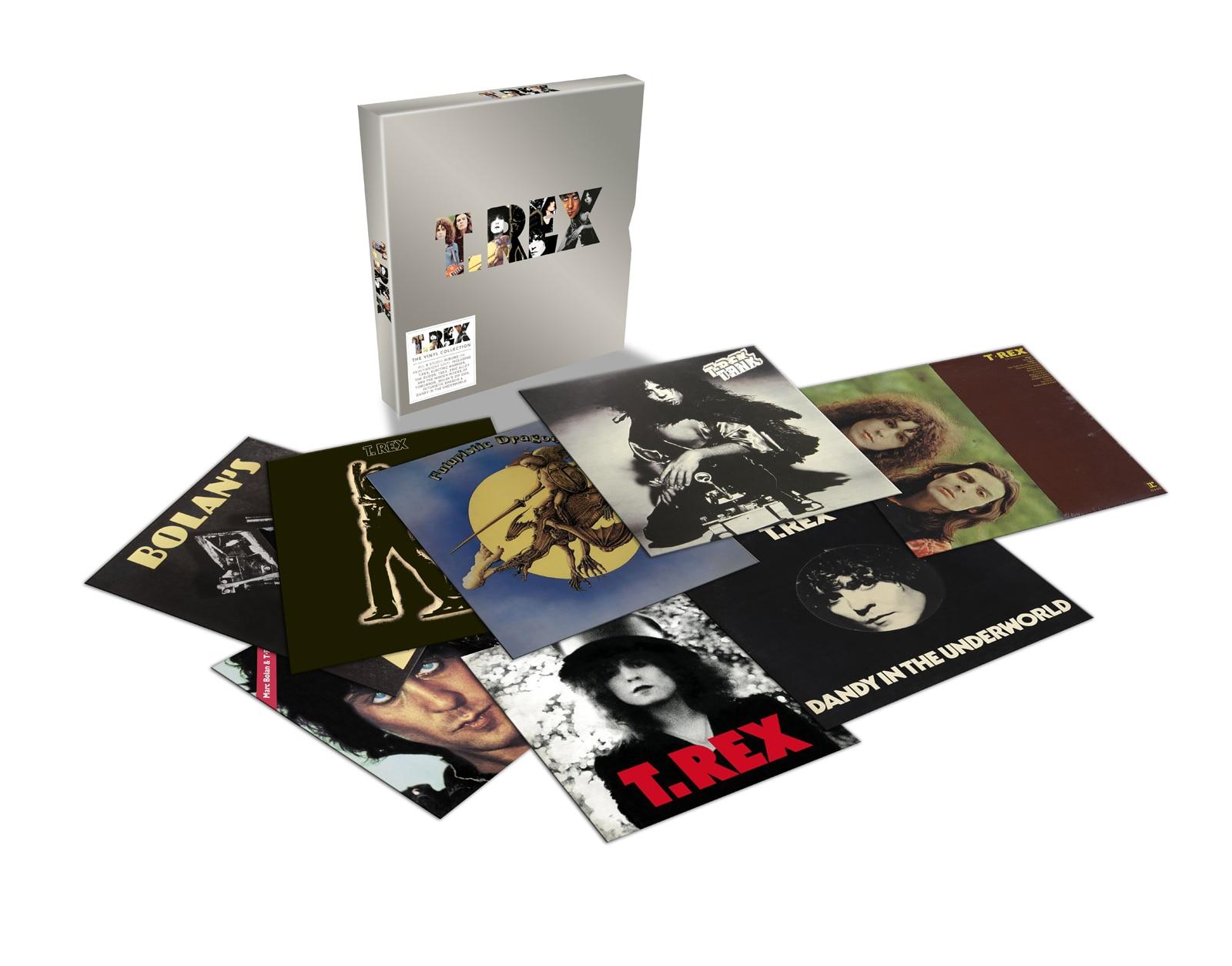 T.Rex Vinyl – Amazon Price Drop!