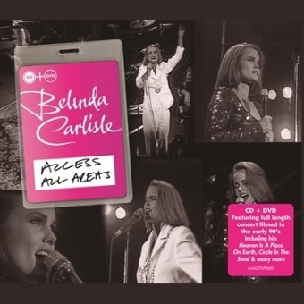 Access All Areas – Belinda Carlisle
