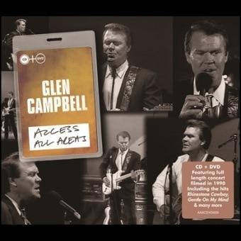 Access All Areas – Glen Campbell