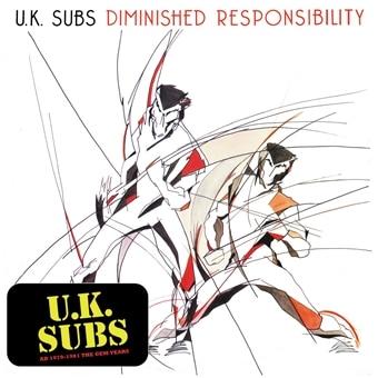 Diminished Responsibility (Vinyl)