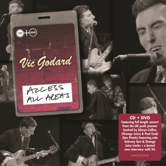 Access All Areas – Vic Godard