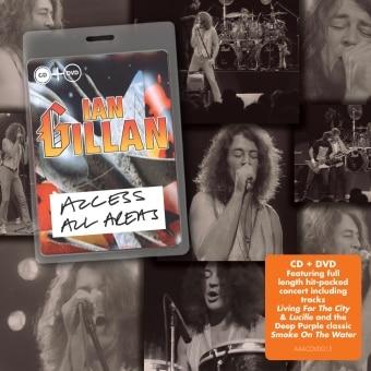 Access All Areas – Ian Gillan