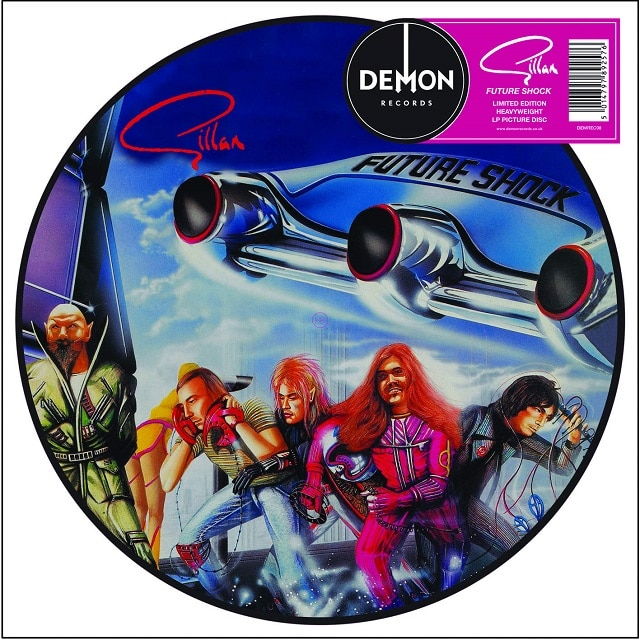 Future Shock (Vinyl Picture Disc)