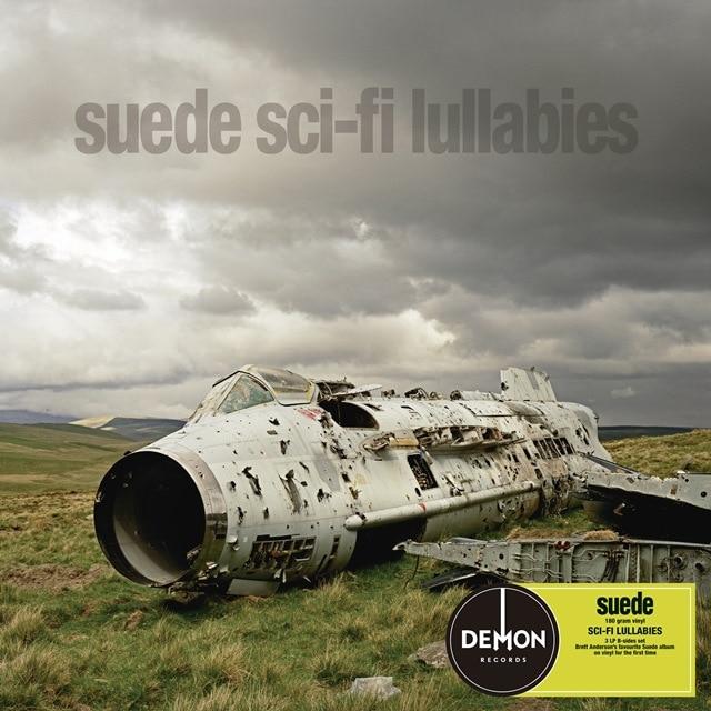 Sci-Fi Lullabies (Vinyl)