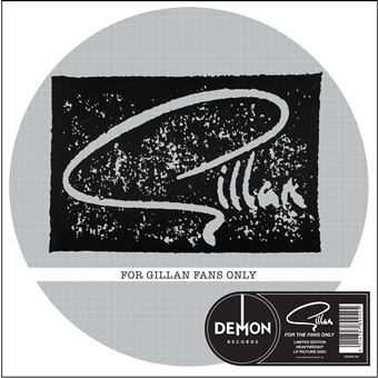 For Gillan Fans Only (Vinyl Picture Disc)