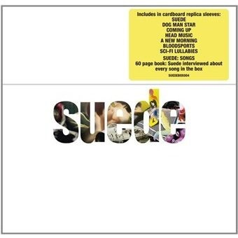 Suede: The Albums Collection