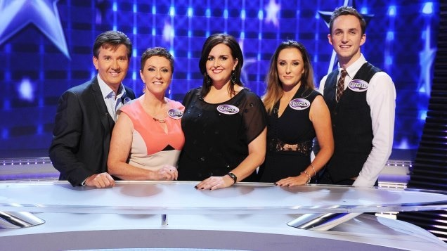 DANIEL O'DONNELL – All Star Family Fortunes
