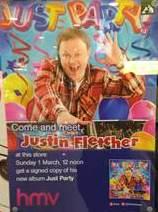 Meet Justin Fletcher!