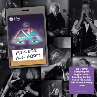 Access All Areas – Asia