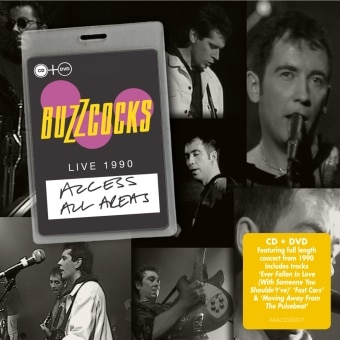 Access All Areas – Buzzcocks Live 1990