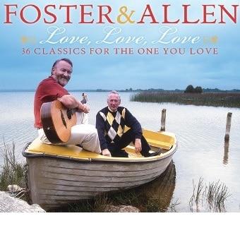 Foster & Allen: Love, Love, Love