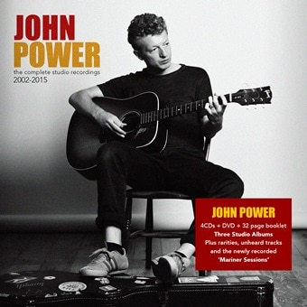 John Power: The Complete Studio Recordings 2002-2015