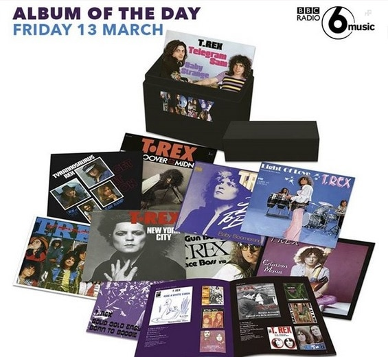 BBC Radio 6 Music – 'T.Rex' Album Of The Day