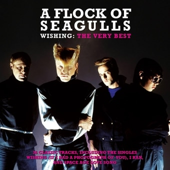A Flock Of Seagulls: Wishing-The Very Best