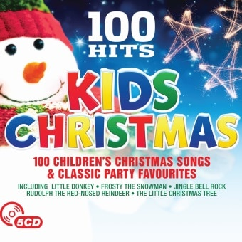 100 Hits – Kids Christmas