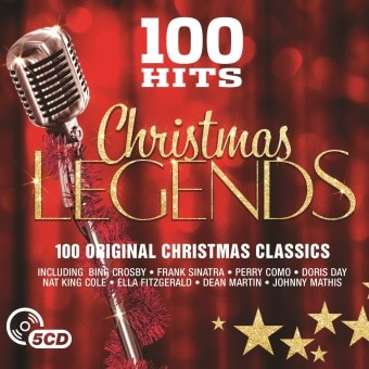100 Hits – Christmas Legends