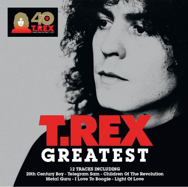 T.Rex: Greatest