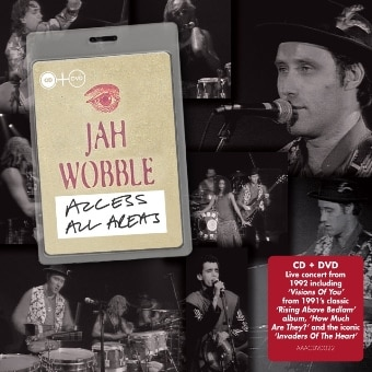 Access All Areas Videos – Jah Wobble