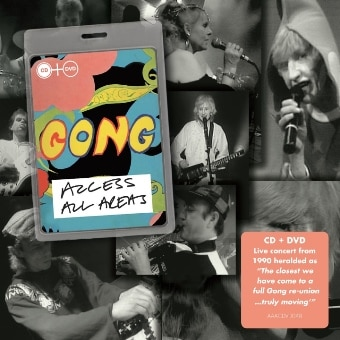 Access All Areas – Gong