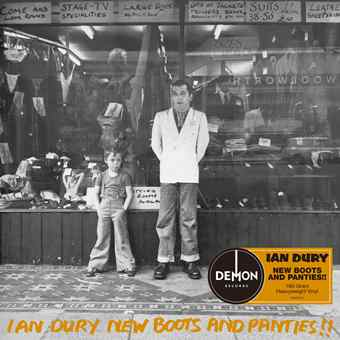 New Boots & Panties!! (Vinyl 1LP)