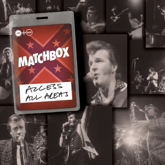 Access All Areas – Matchbox