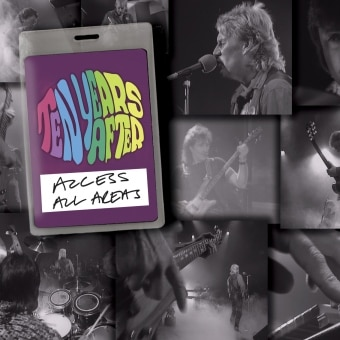 Access All Areas – Ten Years After