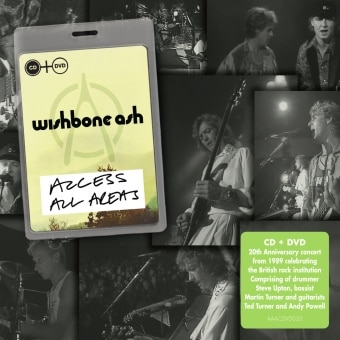 Access All Areas – Wishbone Ash