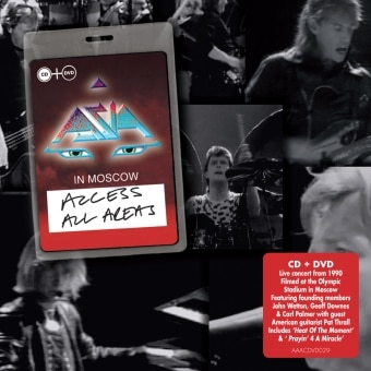 Access All Areas – Asia Live In Moscow