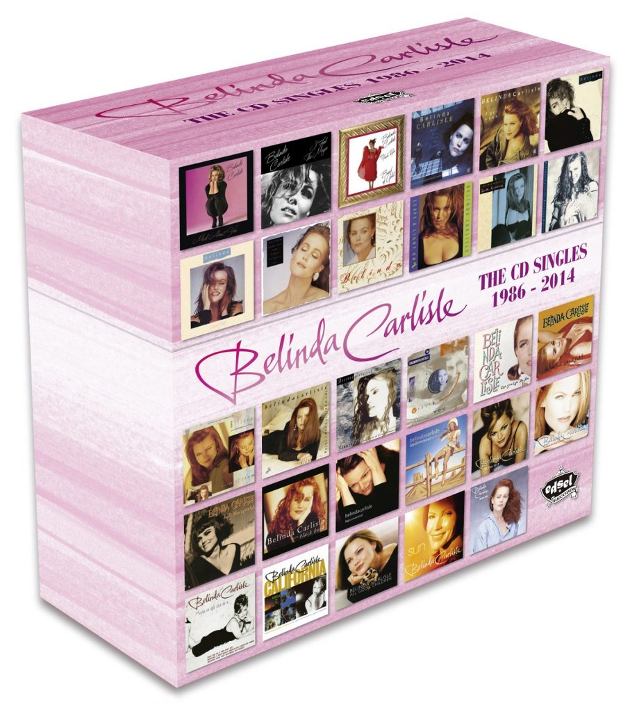 Belinda Carlisle Singles Box Announced!