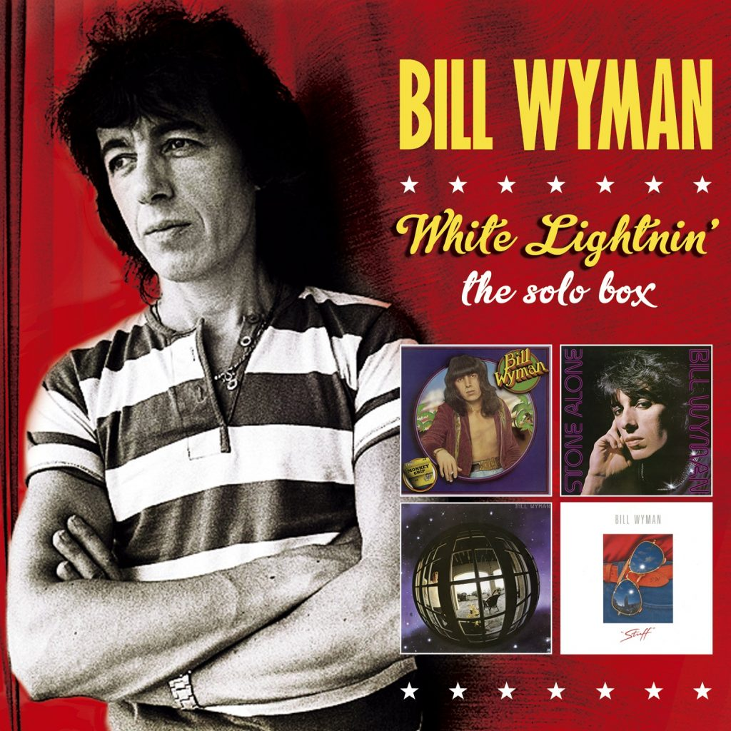 Bill Wyman 'White Lightnin' Trailer