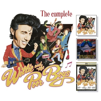 The Complete Willie And The Poor Boys