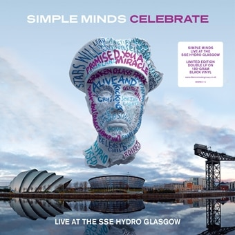Celebrate:  Live From the SSE Hydro Glasgow (Vinyl)