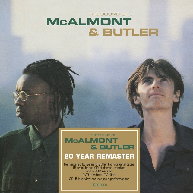 The Sound Of McAlmont & Butler (CD Version)