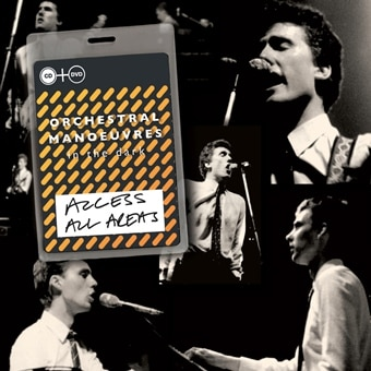 Access All Areas – Orchestral Manoeuvres In The Dark (OMD)