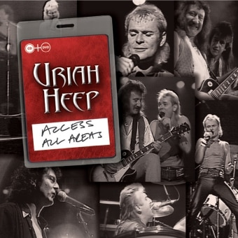 Access All Areas – Uriah Heep (Live In Moscow)
