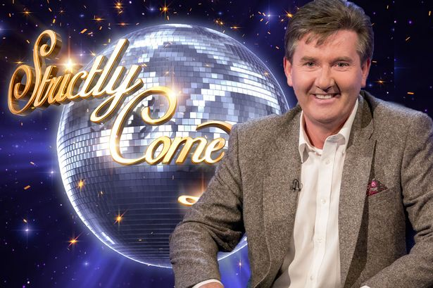 Daniel O'Donnell's First Dance on BBC's Strictly Come Dancing