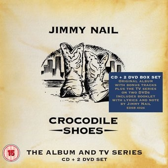 Crocodile Shoes & Crocodile Shoes II Album & TV Box Set