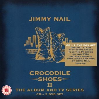 Crocodile Shoes II – The Album and TV Series Box Set Series 2