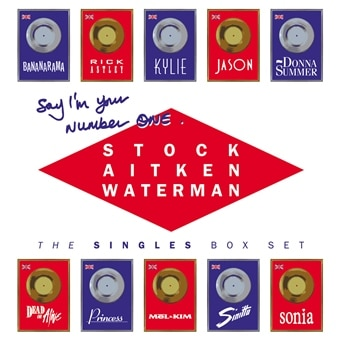 Say I'm Your Number One: The Stock Aitken Waterman Singles Box Set